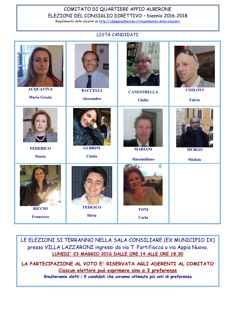 Candidati2016